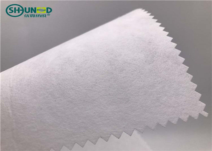 Garment Embroidery Stabilizer Backing Fabric With SGS Certificated