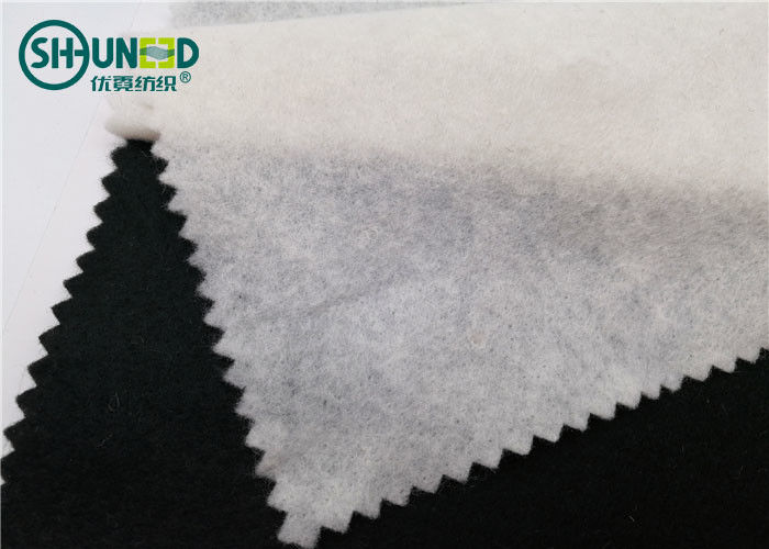 100% Polyester Needle Punched Non Woven Felt 100gsm Fabric 150cm Weight